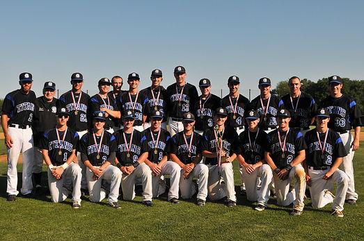CB South Baseball 2012 District One Champions