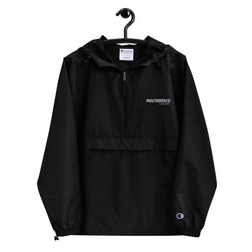 GETHOOKEDLOUSLURES® Champion Packable Jacket