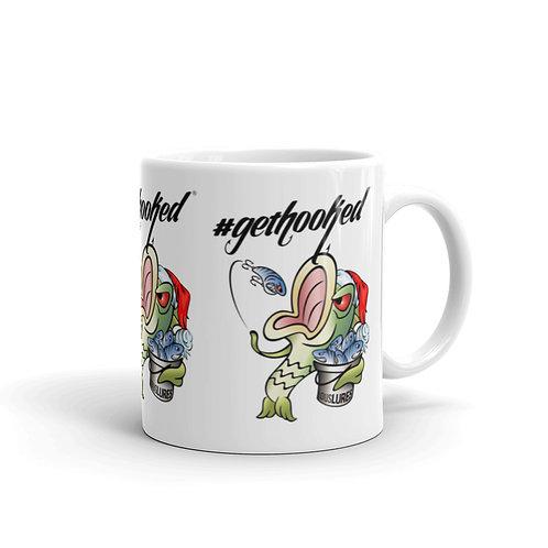 GETHOOKEDLOUSLURES® Christmas Mug