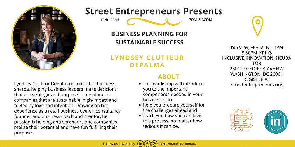 Business Plan for Sustainable Success