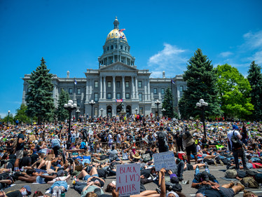 Unrest in Denver