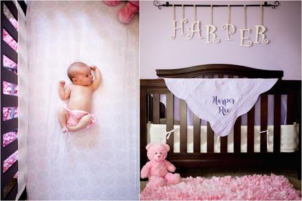 Loveland Newborn Lifestyle Photographer / Baby Harper Newborn In home session - Loveland Colorado