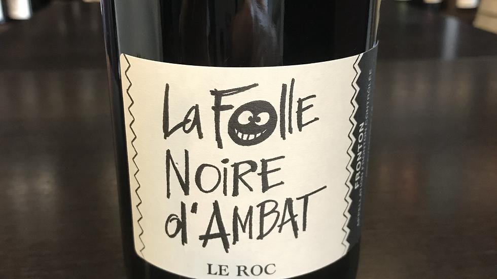 Fronton Le Roc La Folle Noire d'Ambat 2019