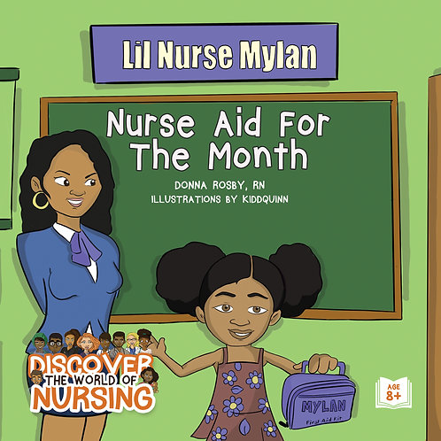 Book: Nurse Aid For the Month