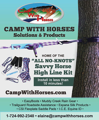 Camp with Horses Solutions & Products