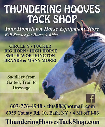 Thundering Hooves Tack Shop