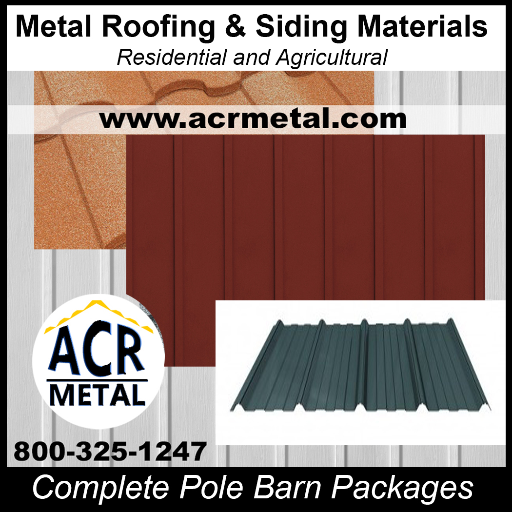 ACR Metal Roofing & Siding
