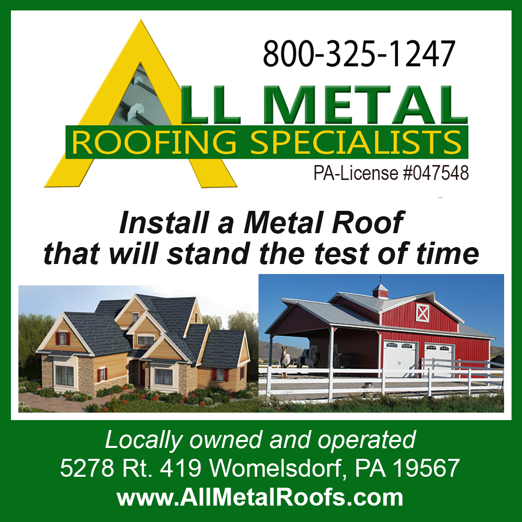 All Metal Roof