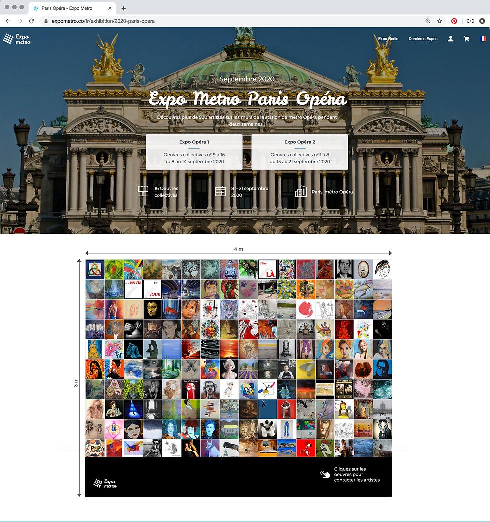 Expo Metro Opera