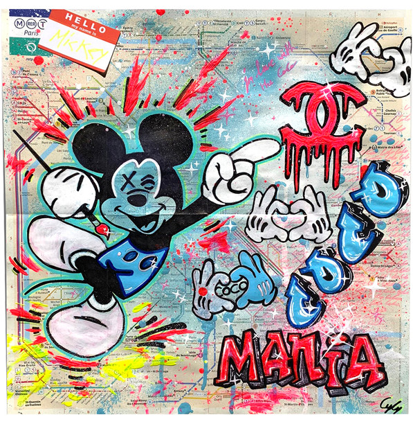 Mickey Coco Mania