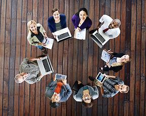 Global Communications Technology Laptop