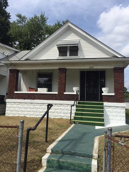 2303 W. Kentucky • 3 Bedroom, 1 Bath