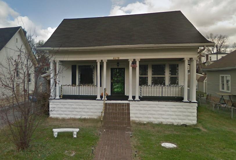 4619 Varble Ave • 4 Bedroom, 1 Bath