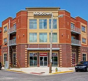 a building in Bowling Green Kentucky