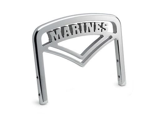 Marines Chrome Back Rest
