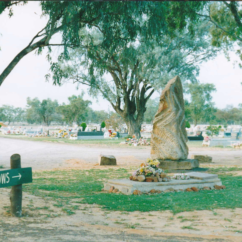 Fred Hollows Grave