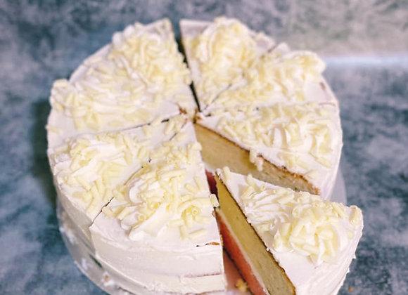 "Vanilla Cake 8"""