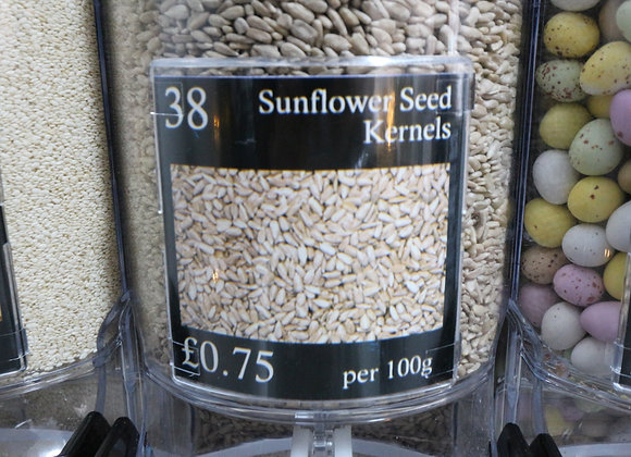 Sunflower Kernels per 100g