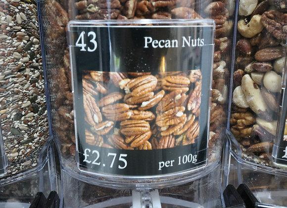 Pecan Nuts per 100g