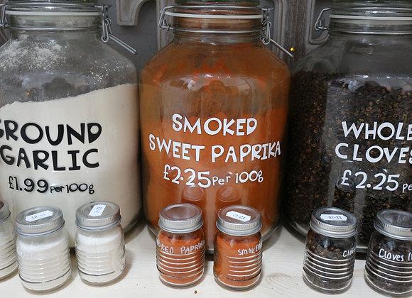 Smoked Sweet Paprika per 100g