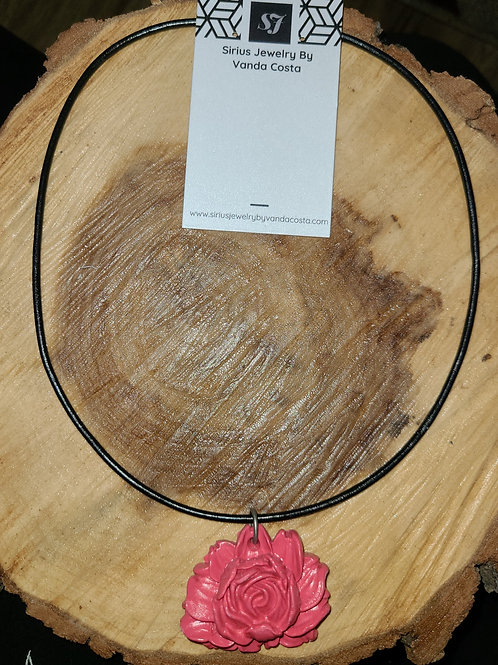 Leathet Necklace
