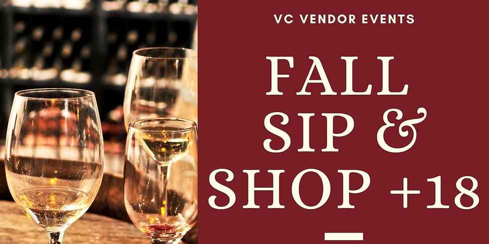 FALL Sip & Shop
