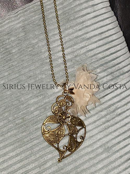 Coracao de Viena Necklace