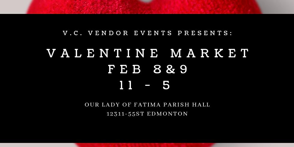 Valentine Market 2020