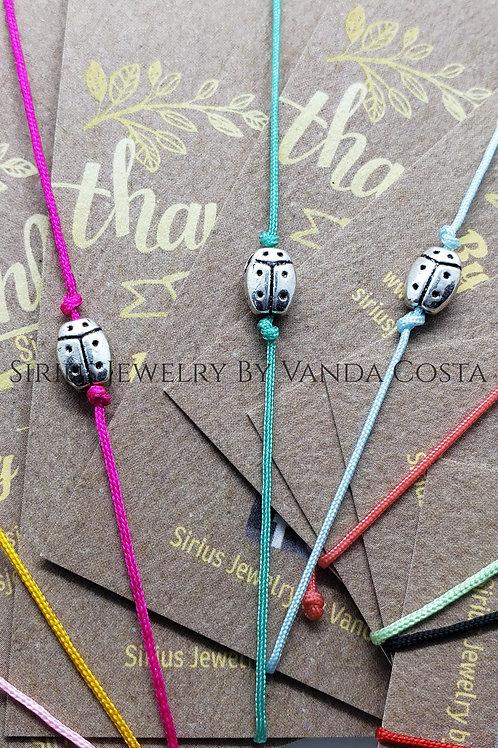 Ladybug Wish Bracelet
