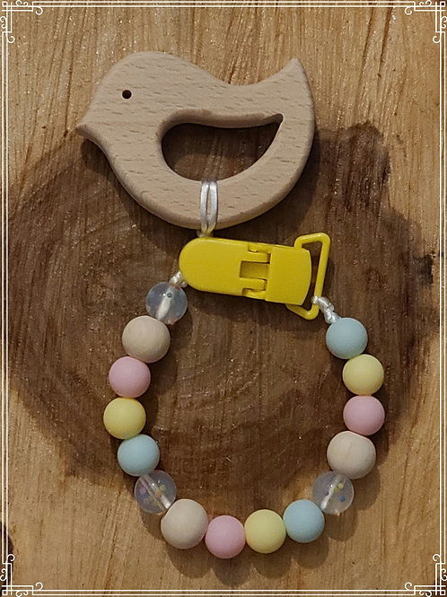 Teether Clip