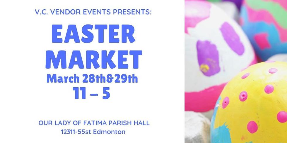 Easter Market Edmonton