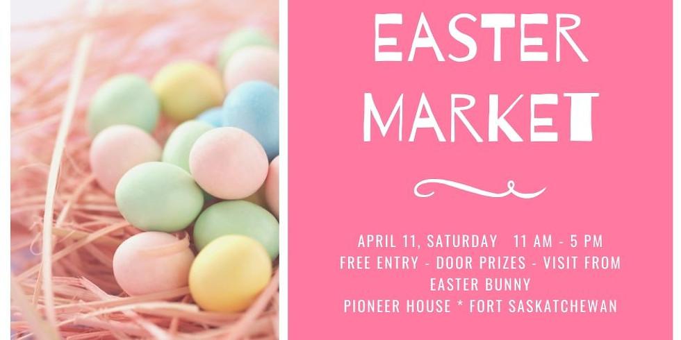 Easter Market Fort Saskatchewan