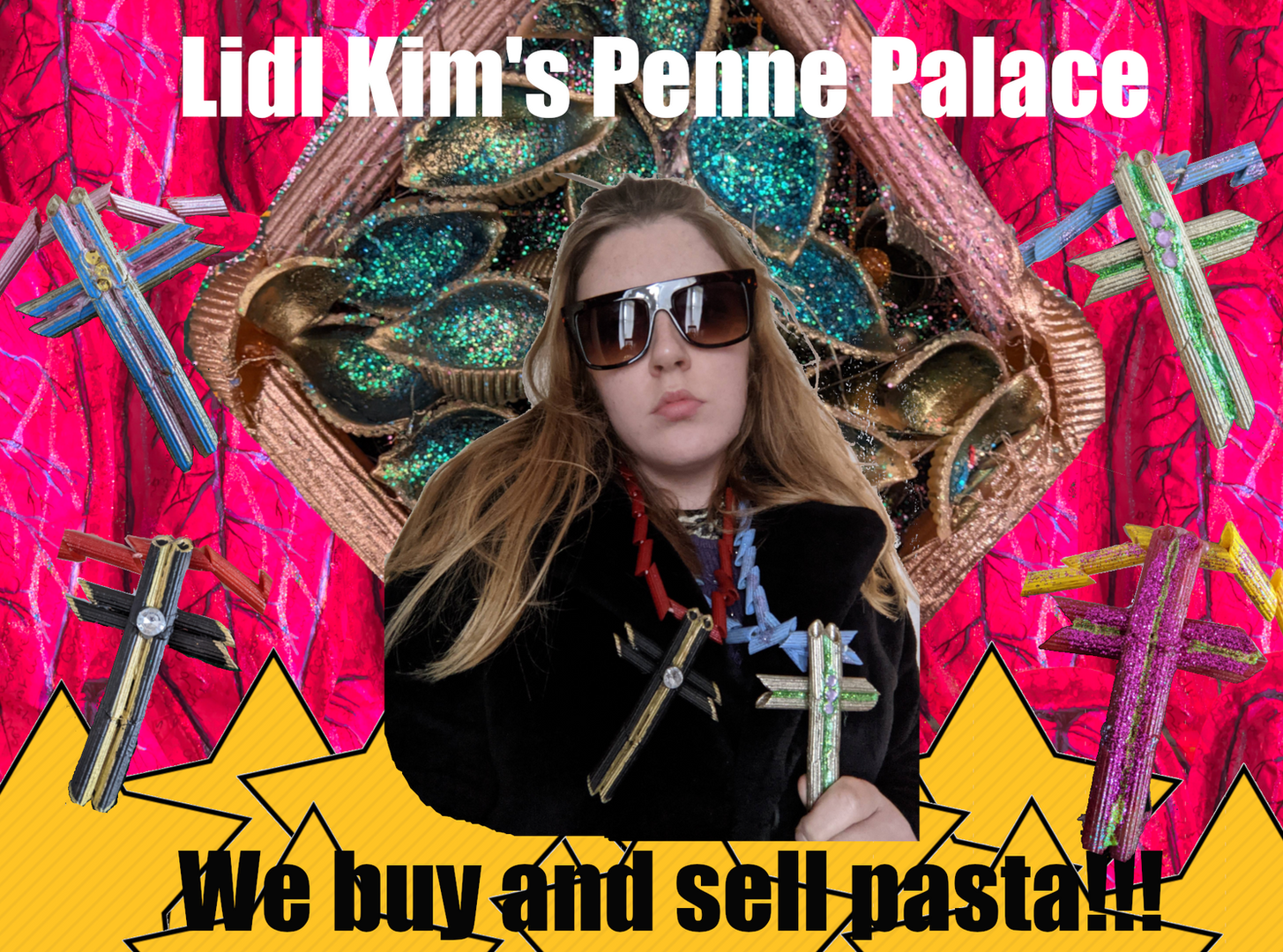 Hester Grant - Lidl Kim's penne palace