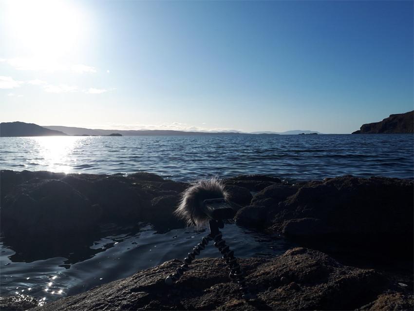8_nicola gear recording the water in dia