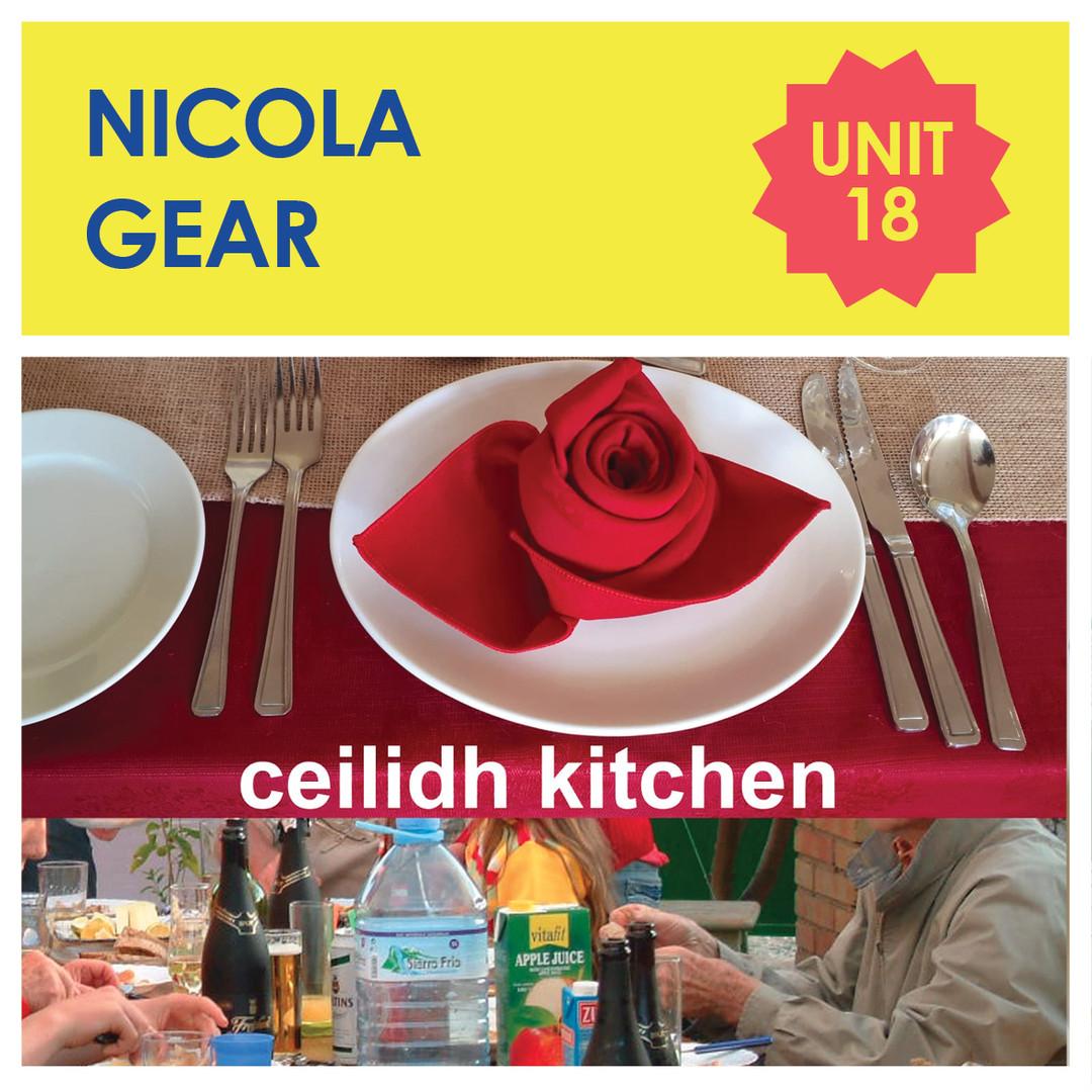 Unit 18 - Nicola Gear