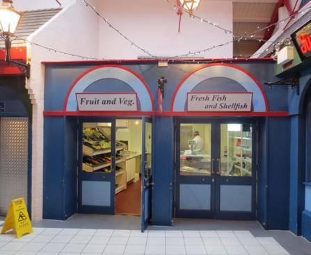 Unit 6 - former Fish Shop