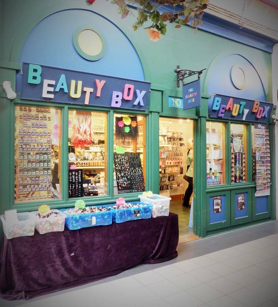 Unit 1 - former Beauty Box