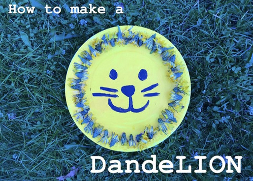 How to make a DandeLION