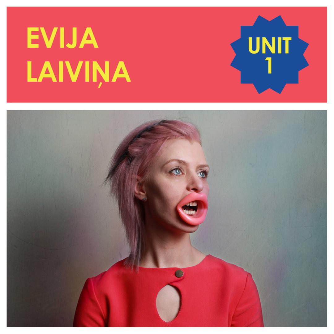 Evija Laivina, Beauty Warriers
