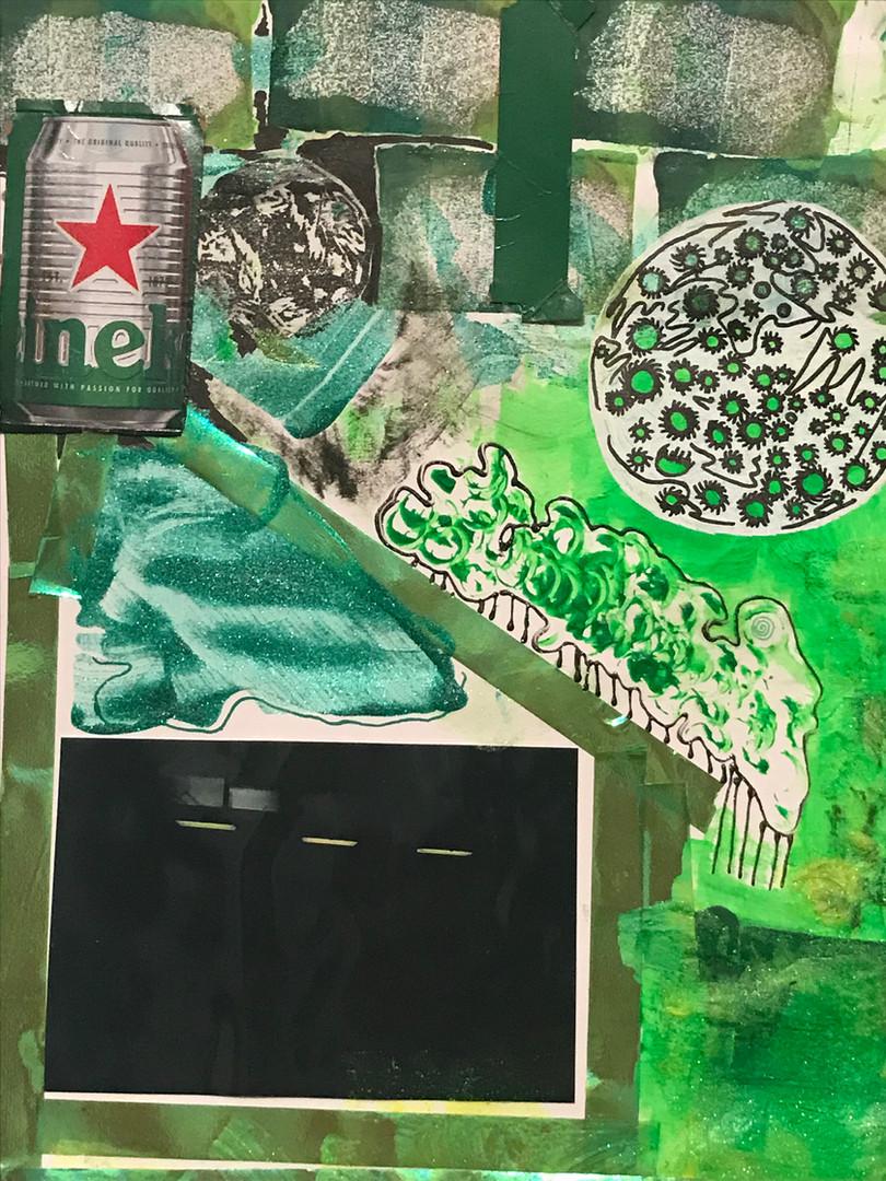 Hester Grant - Green Light