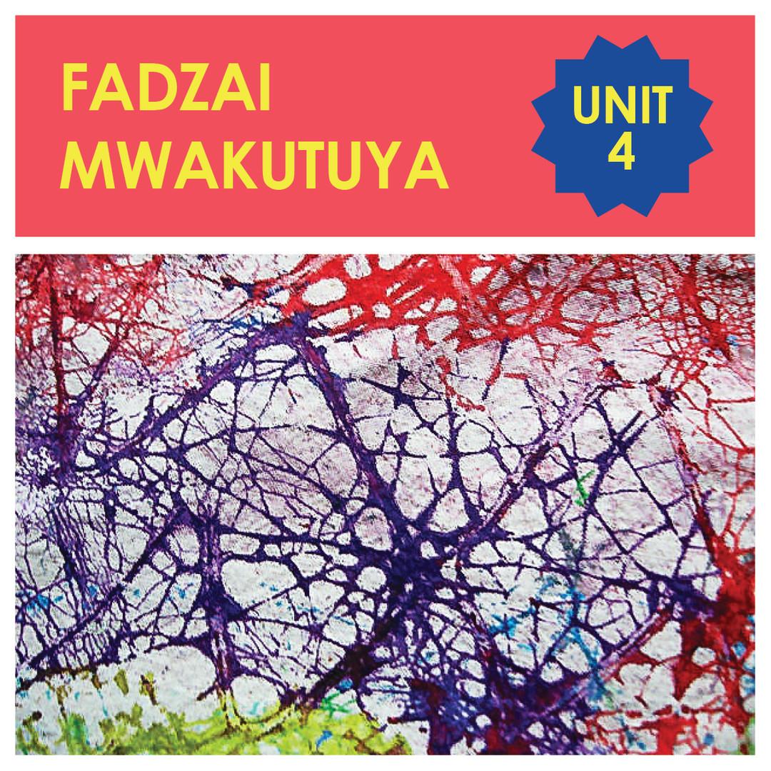 Unit 4 - Fadzai Mwakutuya