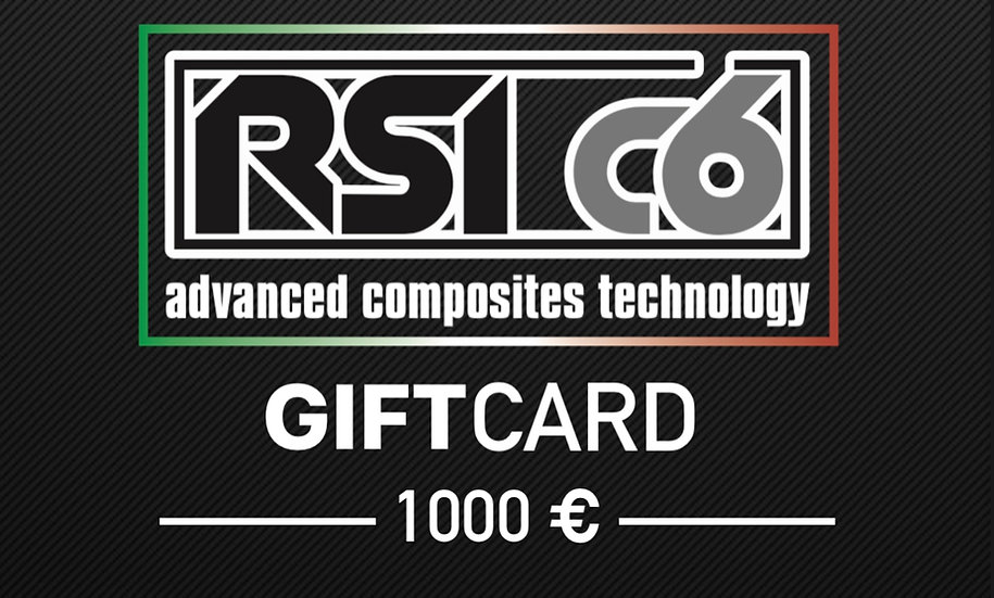 Gift Card € 1000