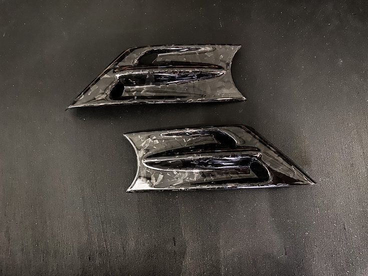 Side Scuttle JCW Forged Carbon - MINI R55/R56/R57/R58