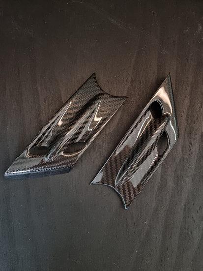 Side Scuttle JCW Carbon - MINI R55/R56/R57/R58