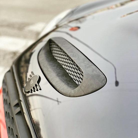 Hood Scoop Forged Carbon - MINI F54/F55/F56/F57/GP