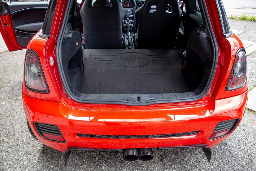 Rear Seat Delete Moquette - MINI R56