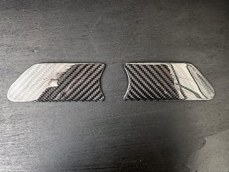 Side Scuttle MINI Carbon - MINI R55/R56/R57/R58