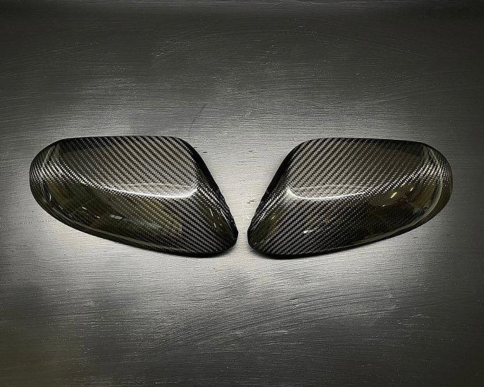 Side Mirror Caps Carbon - Toyota GR Yaris