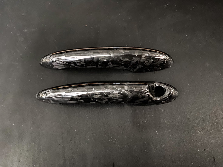 Door Handles Forged Carbon - MINI R60