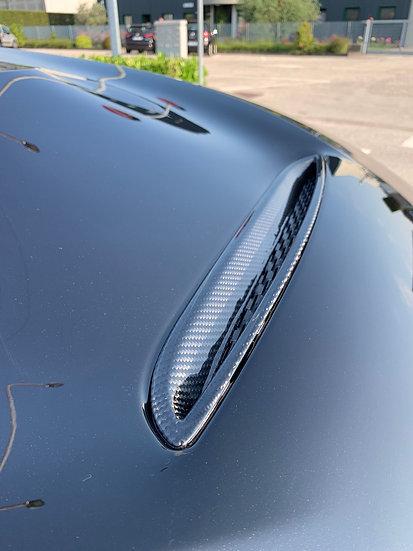 Hood Scoop Carbon - BMW F87 M2 & M2C